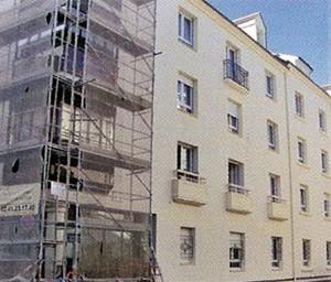 rénovation immeuble collectif